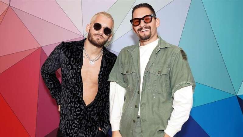 Los hermanos Mau y Ricky presentaron su nuevo álbum 'Rifresh'